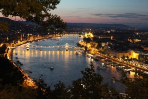 Budapest-lights