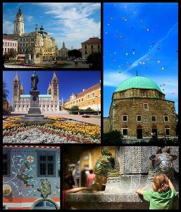 Pécs Hungary